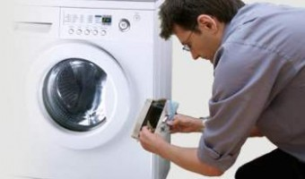 Washing Machine Repair – Transmission Pulley Replacement