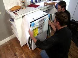 Replacing a Dishwasher – How to Install Dishwasher Plumbing